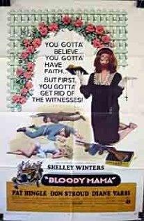 Bloody Mama Movie