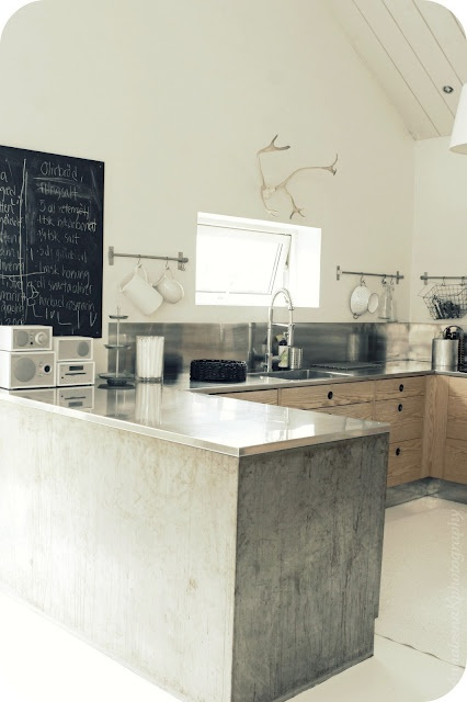 Concrete Kitchen Island Diy