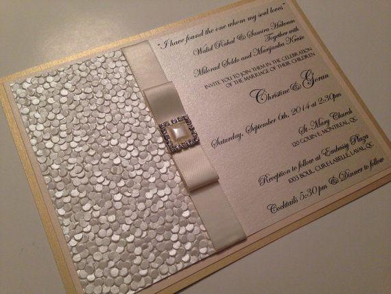 Wedding Invitations Elegant Wedding Invitations High End
