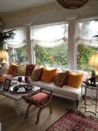 Sun room window treatments | Windows and Their Dressings ...
