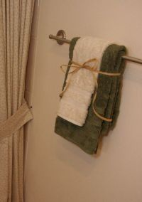 bathroom towel staging - Google Search | For the Home ...