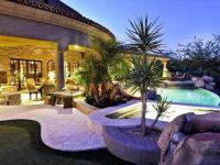 Tuscan style backyard | Arizona Ideas | Pinterest