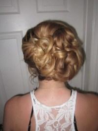 wedding up due | Hair... | Pinterest