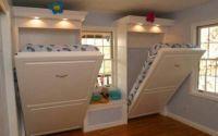 Murphy beds for kids room | Browne Babies | Pinterest