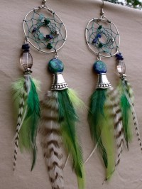 Pin by Linda on dream catcher and dream catcher earrings ...