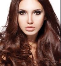 Beautiful warm brown hair color | Beauty | Pinterest