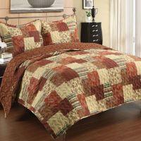 Dylan Quilt Mini Set $50.00 | Country bedding | Pinterest