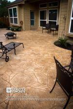 Creative Concrete Floor