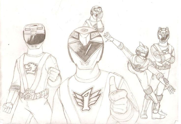 Power Rangers Rpm Coloring Pages - Eskayalitim