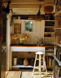 French rustic kitchen | Country Living | Pinterest