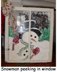 Old Window Crafts - Bing Images | Arts and Crafts | Pinterest