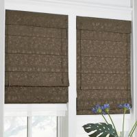 roman shades | Double Roman Shade | For the Home | Pinterest