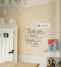 kitchen prayer - Amen   Wall Art   Pinterest