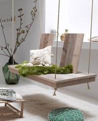 Indoor swing bench. | chairs addicted | Pinterest