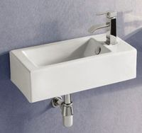 Small sink for powder room | Garage | Pinterest