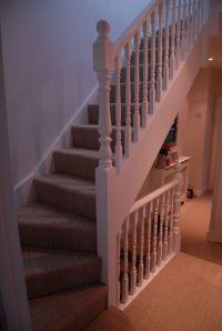 Loft stairs | Housey ideas | Pinterest