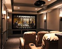 Wall Sconces Home Theater | Homes Decoration Tips