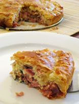 Pizza Rustica Easter Pie Italian