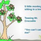 Www Preschoolprintables Com Felt Board Story 5 Little
