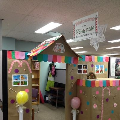 Office cubicle christmas decorating ideas car tuning