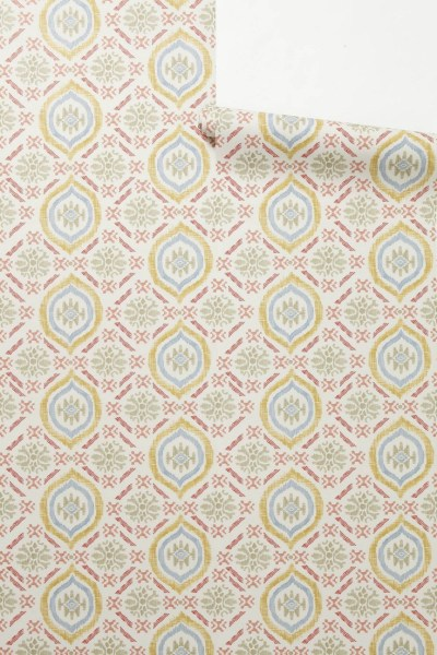 Oshima Wallpaper - Anthropologie.com | college | Pinterest