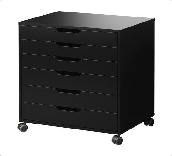 Nail Polish Storage Solution Ikea Alex