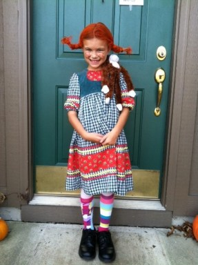 Fab Pippi Longstocking Costume #literary #costumes #halloween
