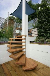 DIY spiral staircase | Home Sweet Home | Pinterest