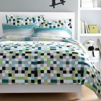wholeHome TEENS (TM/MC) 'Pixel' Collection Microfibre ...