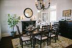 Fixer Upper Dining Room Decor