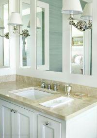granite vanity top guest bathroom | Home Ideas | Pinterest