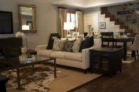 cowhide rug | Living Room | Pinterest