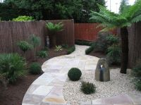 Small Backyard Landscaping No Grass | Mystical Designs and ...
