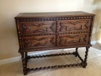 antique chest craigslist   furniture   Pinterest