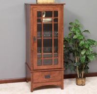 3154 Mission Stereo Cabinet | Love this furniture! | Pinterest
