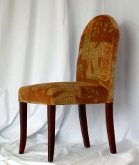 Yellow High Back Chair   Seating @ Studio   Pinterest