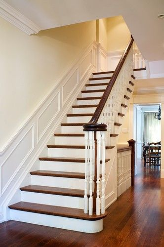 Open Staircase Staircase And Open Basement Stairs | Home Sweet Home