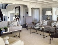 gray and beige living room | For the Home | Pinterest