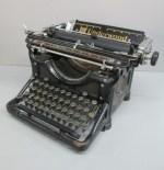 Vintage Underwood Typewriter Models