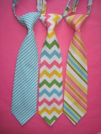 Toddler Boys Ties for Easter and Spring