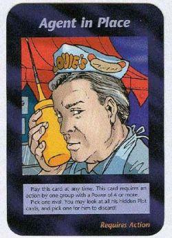 Illuminati card alex jones?