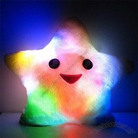 Star light - up pillow | for Lucy's birthday/chirstmas ...