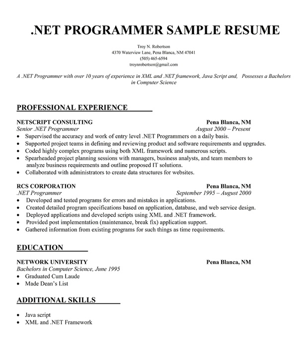 How To Write Ba Degree On Cv | Case Study About Economics In The