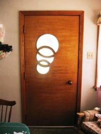midcentury front door. Cute chairs. | My Vintage Dream ...