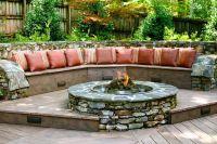We Create Best Plan: Tuscan style backyard landscaping ...