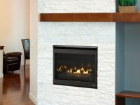 Heat and Glo SL-550 Fusion Gas Fireplace   Living Room ...