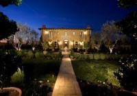 Access Here lot info: Tuscan style backyard landscaping ...