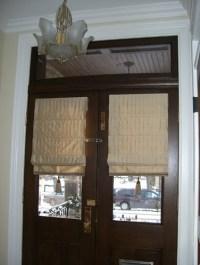 Window Treatments Front Door | home ideas | Pinterest