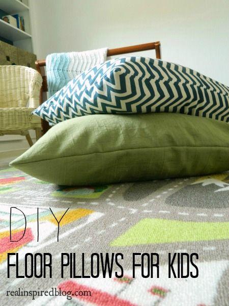 Diy Floor Cushions. Diy Floor Cushion 2. Petunialee Diy Floor