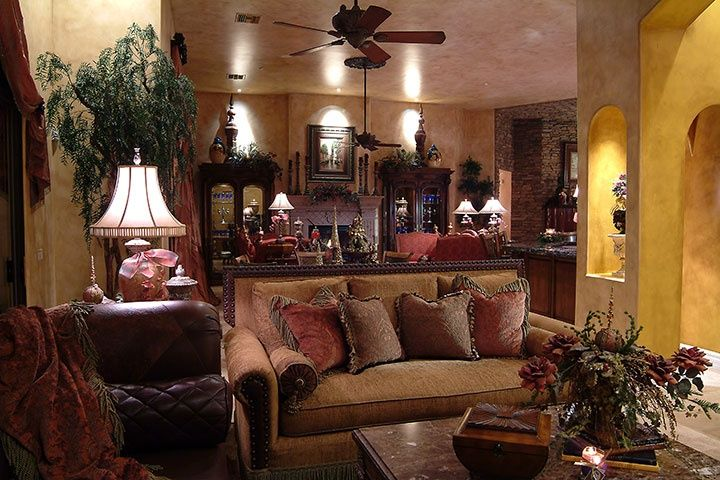 Old world style decorating ideas tuscan old world